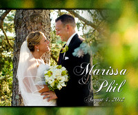 Marissa & Phil Album Proof