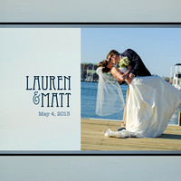 Lauren & Matt - Wedding Album Proof