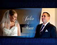 Julia & Matt Album Proof